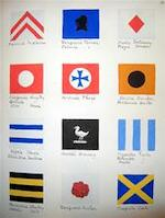 Yachts Racing Flags 1860-1902 - Unknown