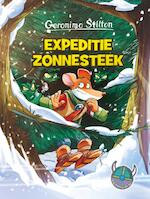 Expeditie Zonnesteek - Geronimo Stilton