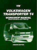 Volkswagen Transporter T4 Workshop Manual
