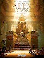 Alex Senator - De laatste farao - Martin, Mandin, Demarez (ISBN 9789030369509)