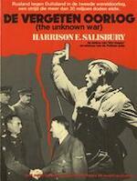 De vergeten oorlog - Harrison Evans Salisbury, Sante Brun (ISBN 9789024505869)