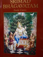 Srimand bhagavatam Zese Canto - Bhaktivedanta Prabhupada (ISBN 9789070742232)