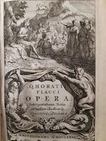 Quinti Horatii Flacci Opera - Horatius Flaccus