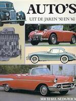 Auto's uit de jaren '50 en '60 - Michael Sedgwick, Hans van Dissel, Turlough Johnston (ISBN 9789061131618)