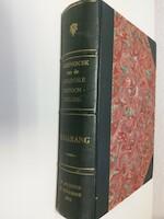 Gedenkboek van de Koloniale Tentoonstelling Semarang
