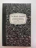 A Mad Dah: Intropective Exhortations and Geographical Considerations 2008