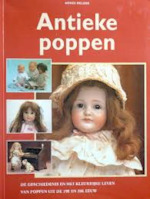 Antieke poppen - Agnes Melger, Textcase (ISBN 9789039602317)