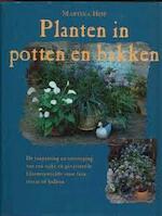 Planten in potten en bakken - Martina Hop, Textcase (ISBN 9789036612357)