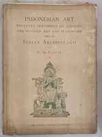 Indonesian Art - C.M. Pleyte