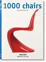 1000 chairs - Charlotte Fiell, Peter Fiell (ISBN 9783822857601)