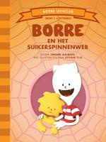 Borre en het suikerspinnenweb - Jeroen Aalbers (ISBN 9789089222879)