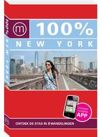 100% New York - Wendy Mahieu (ISBN 9789057676901)