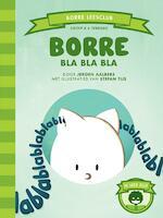 Borre bla bla bla - Jeroen Aalbers (ISBN 9789089220905)