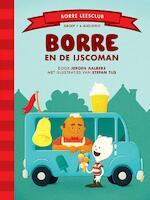 Borre en de ijscoman - Jeroen Aalbers (ISBN 9789089221018)