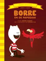 Borre en de papegaai / Groep 3 maart - Jeroen Aalbers (ISBN 9789089220585)
