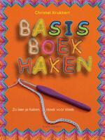 Basisboek haken - Christel Krukkert (ISBN 9789462500068)