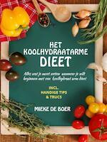 Het koolhydraatarme dieet - Mieke de Boer (ISBN 9789492182241)