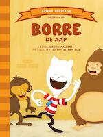 Borre de aap - Jeroen Aalbers (ISBN 9789089220523)