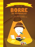 Borre de journalist - Jeroen Aalbers (ISBN 9789089220622)