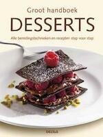 Groot handboek desserts - Claudia Bruckmann, Cornelia Klaeger (ISBN 9789044735505)