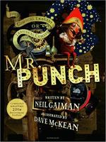 Tragical Comedy or Comical Tragedy of Mr Punch - Neil Gaiman (ISBN 9781408869741)