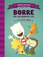 Borre en buurman uil - Jeroen Aalbers (ISBN 9789089223104)