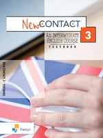 New contact 3 Leerboek - Roger Passchyn, Geert Claeys (ISBN 9789030138594)