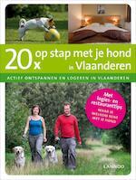 20X op stap met je hond in Vlaanderen - Santina de Meester (ISBN 9789020994896)