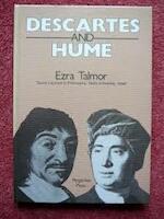 Descartes and Hume - Ezra Talmor (ISBN 9780080242743)