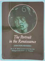 The Portrait in the Renaissance - John Pope-Hennessy (ISBN 9780691018256)
