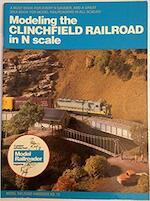 Modeling the Clinchfield Railroad in N Scale - Gordon Odegard (ISBN 9780890245446)