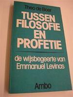 Tussen filosofie en profetie : De wijsbegeerte van Emmanuel Levinas