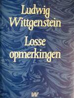 Losse opmerkingen : Een keuze uit de nalatenschap - Ludwig Wittgenstein (ISBN 9789029396820)