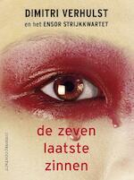 Zeven laatste zinnen + CD - Dimitri Verhulst (ISBN 9789025435400)