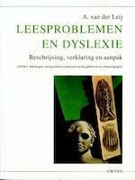 Leesproblemen en dyslexie - A. van der Leij (ISBN 9789056375362)