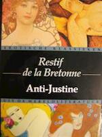 Anti-Justine - Restif de la Bretonne (ISBN 9789051081121)
