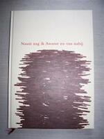 Nooit zag ik Awater zo van nabij - Acht kunstenaars over een groot artiest - Henk Abma, Theo de Boer (ISBN 90080084808)