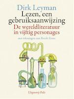 Lezen. een gebruiksaanwijzing - Dirk Leyman (ISBN 9789463100038)