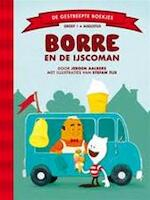 Borre en de ijscoman - Jeroen Aalbers, Stefan Tijs