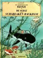 De avonturen van Kuifje - De schat van Scharlaken Rackham - Hergé (ISBN 9782203700444)