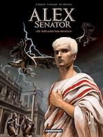 Alex senator 01. de adelaars van merula - Thierry Demarez (ISBN 9789030367420)