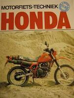Honda XL600 R / L Reparatie en onderhoud - Stan Skubisz (ISBN 9789061271802)