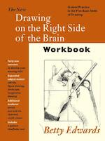 The New Drawing on the Right Side of the Brain Workbook - Betty Edwards (ISBN 9781585421954)