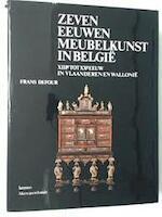 Zeven eeuwen meubelkunst in België - Frans Defour (ISBN 9789020906912)