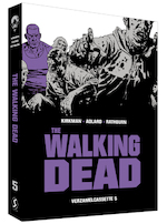 The Walking Dead SC cassette 5 - Robert Kirkman, Charlie Adlard, Cliff Rathburn (ISBN 9789463063876)