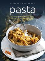 Culinary Notebooks Pasta (ISBN 9789036636506)