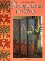 Sjabloneren in stijl - Mary Maccarthy, Marjan Faddegon-doets (ISBN 9789021324890)