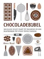 Chocoladebijbel - Kees Raat (ISBN 9789048844418)