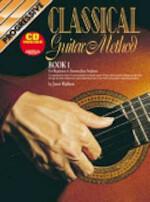 Progressive Classical Guitar Method