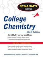 Schaum's Outline of College Chemistry, Ninth Edition - Jerome Rosenberg, Lawrence M. Epstein, Peter Krieger (ISBN 9780071635301)